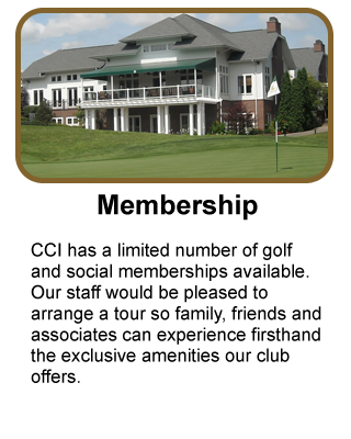 Membership at the Country Club of Indianapolis